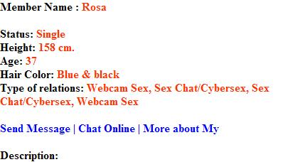local sex chat